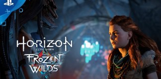 Horizon Zero Dawn The Frozen Wilds será la primera expansión de la saga