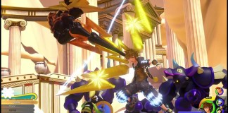 Kingdom Hearts III lanza nuevo trailer con gameplay