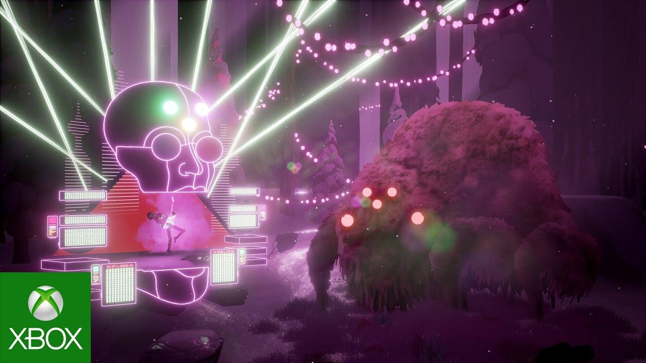 The Artful Escape trailer de Xbox One - E3 2017