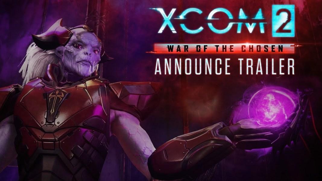 XCOM 2 War of the Chosen presenta su primer trailer en E3 2017