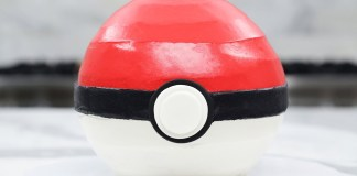 Como preparar un queque Pokemon Poke Ball