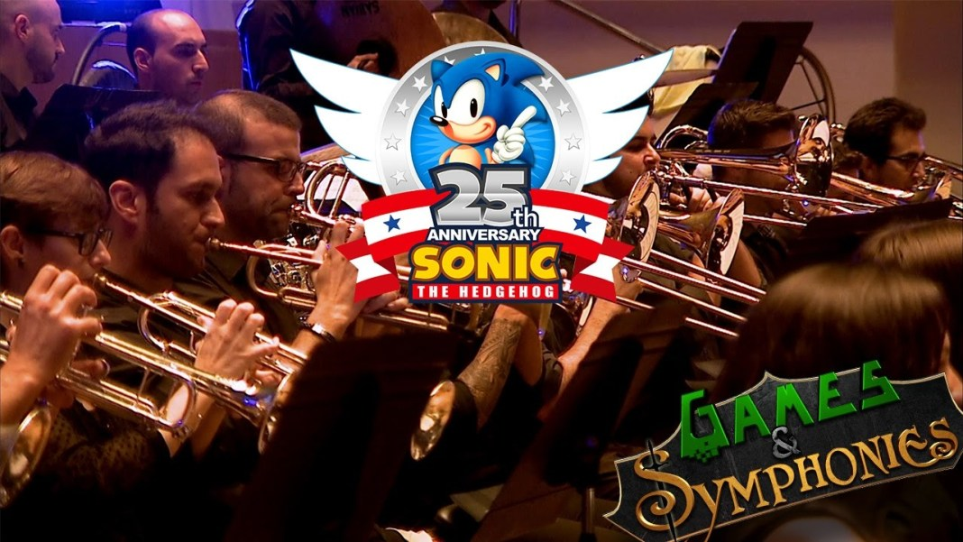 Sonic 25th Anniversary Medley