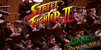 Street Fighter 2 Medley