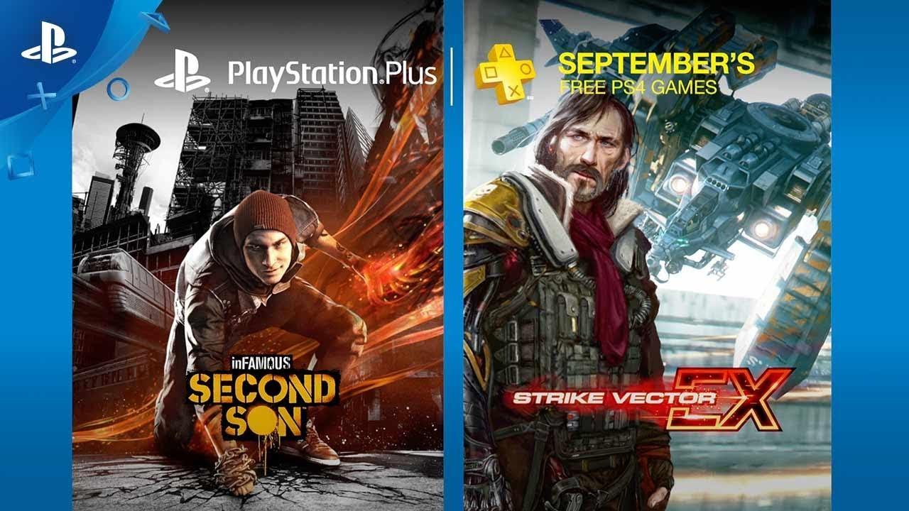 PlayStation Plus de setiembre de 2017