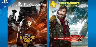 PlayStation Plus de setiembre de 2017