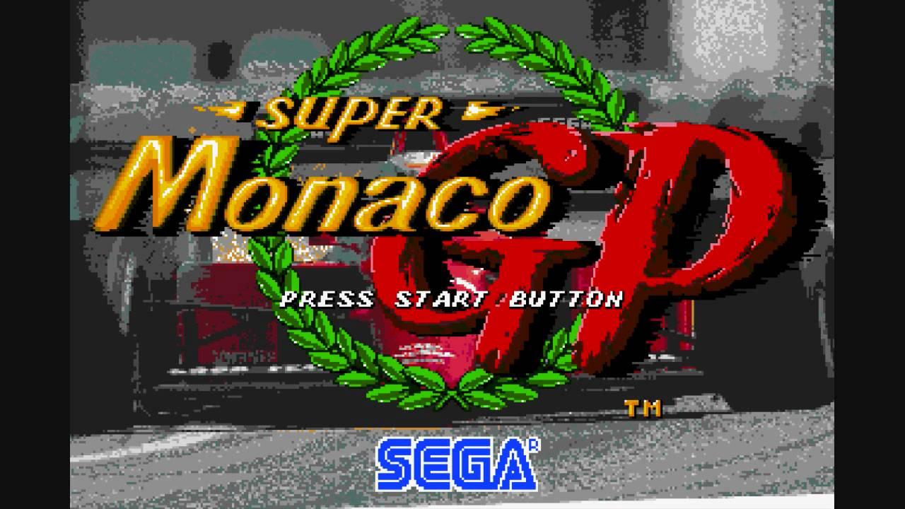 Super Monaco GP para Sega Genesis