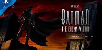 Tráiler del segundo episodio de Batman The Enemy Within