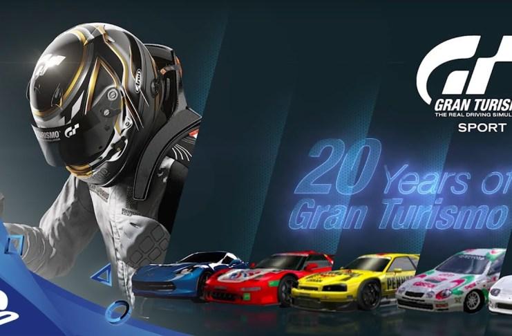 20 años de Gran Turismo