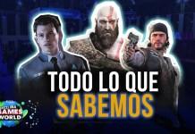 Lo MEJOR de BARCELONA GAMES WORLD 2017