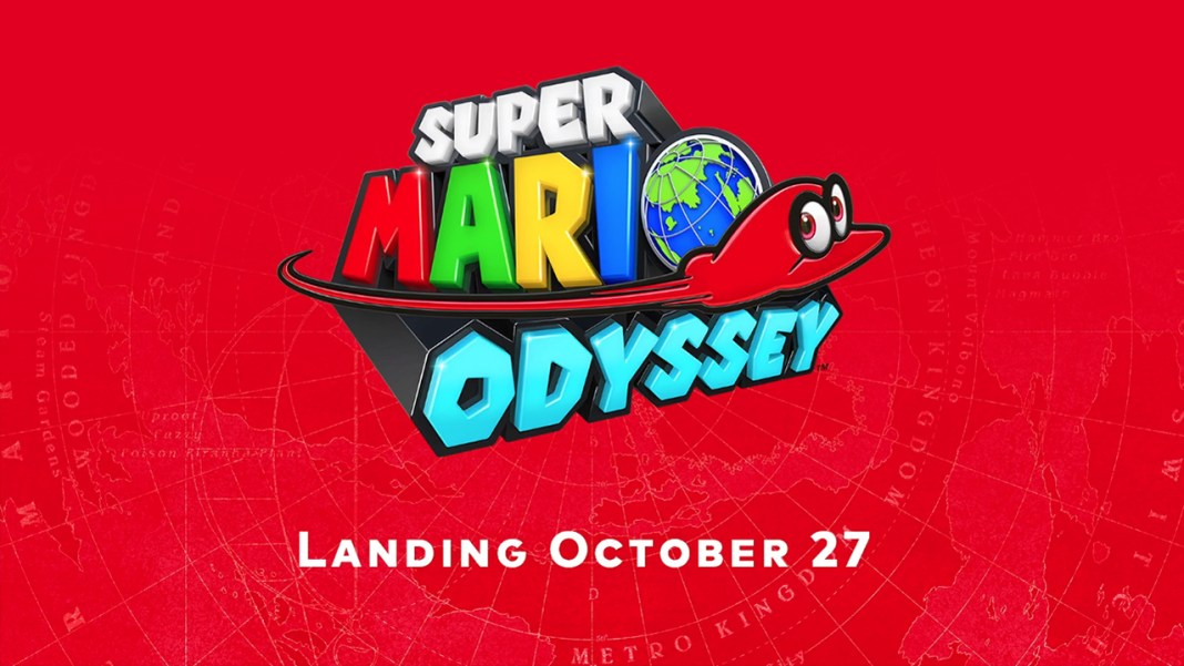 Super Mario Odyssey presenta un nuevo trailer