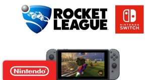 Rocket League llega a Nintendo Switch