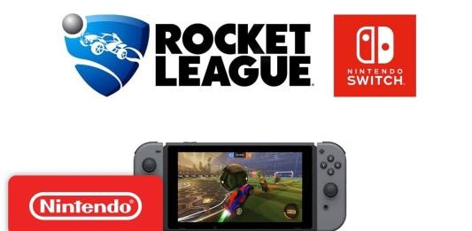 Rocket League llega a Nintendo Switch