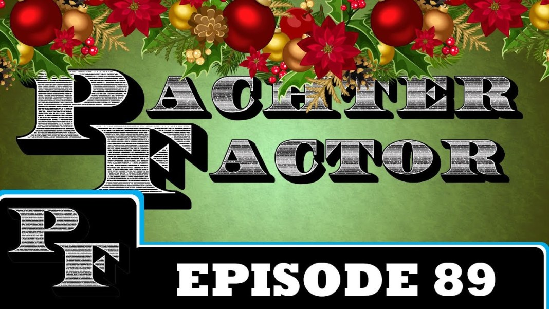 Pachter Factor Episodio 89 Felices fiestas