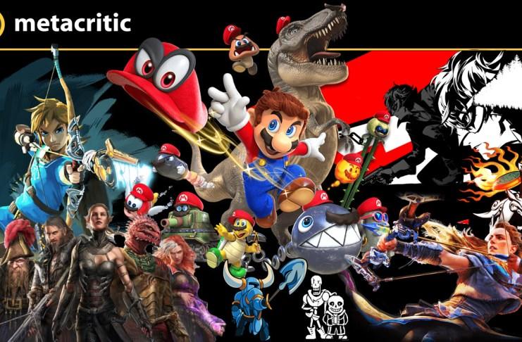 Top 25 de lo mejor de los videojuegos de 2017 según Metacritic