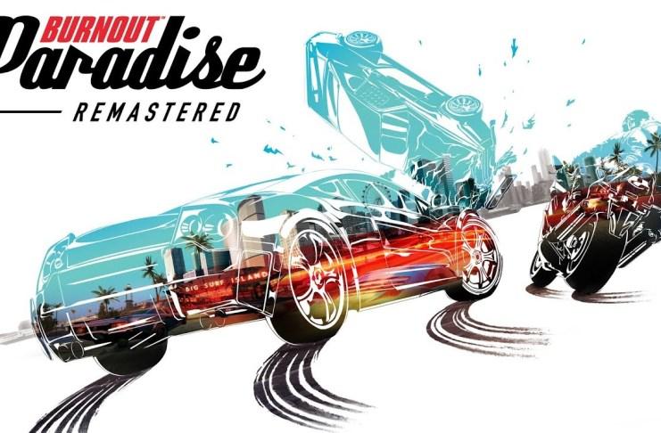 Burnout Paradise Remastered es anunciado por EA