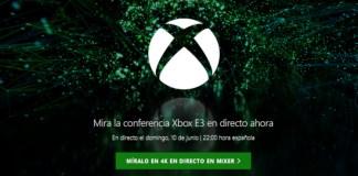 Conferencia de Microsoft en E3 2018