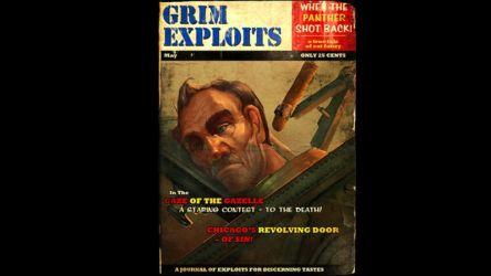 Grim Exploits-Colin_Foran-Claire_Hummel-Ryan_Wilkerson