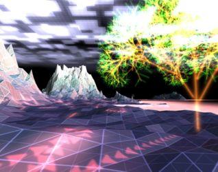 View_Over_The_Pixel_Ocean-Chris_Delay_and_Andrew_Bainbridge-2007