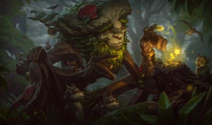 League of Legends-Ivern: The Green Father