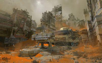 The_Buried_City-Dorje Bellbrook-2013