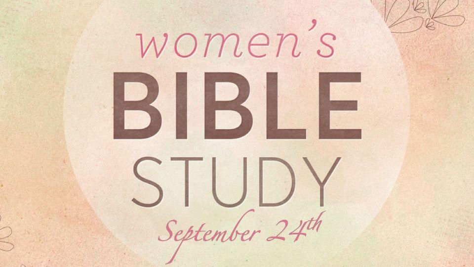 Women's Bible Studay Group Slide