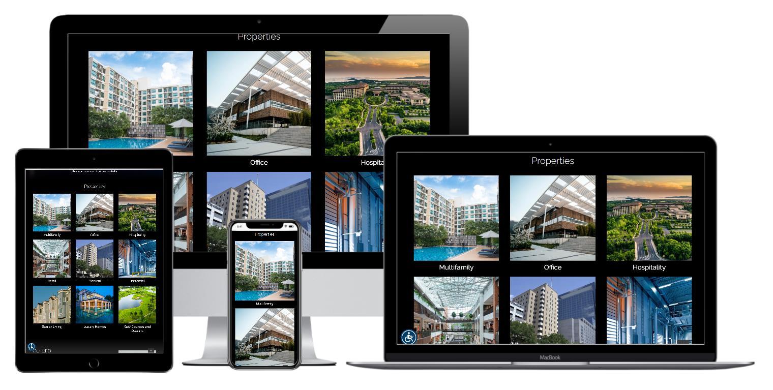 Real Estate Website Design Albany, NY - Capital District Digital