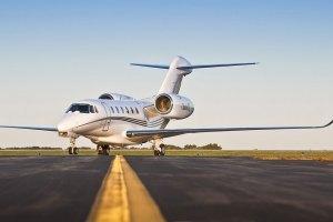 Jets privados que están clasificados para un sólo piloto