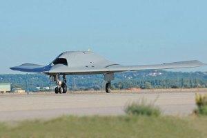 Vehículo aéreo de combate no tripulado furtivo Dassault nEUROn
