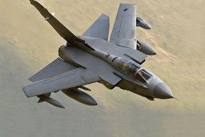 Avión de Combate Panavia Tornado