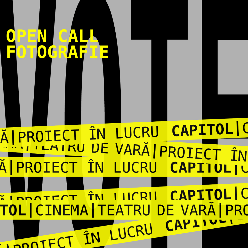 CAPITOL vote open call