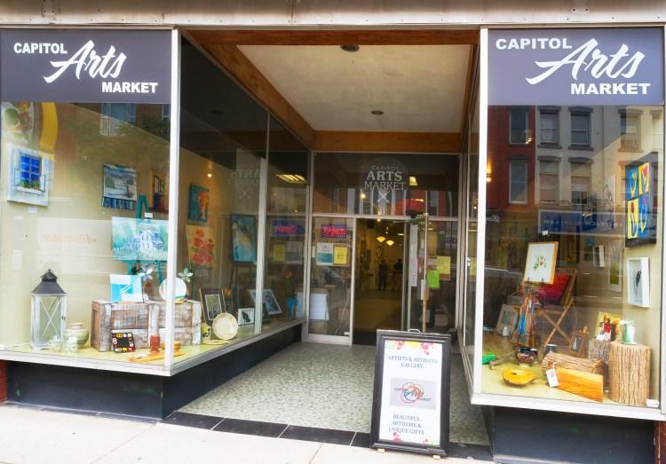 Capitol Arts Market Storefront