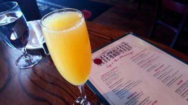 James Hoban's Irish Bar -- Mimosa