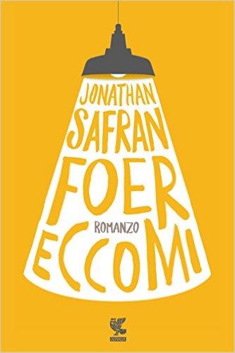 Eccomi di Jonathan Safran Foer