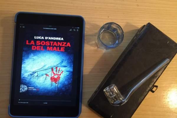 Recensione La sostanza del male di Luca D'Andrea