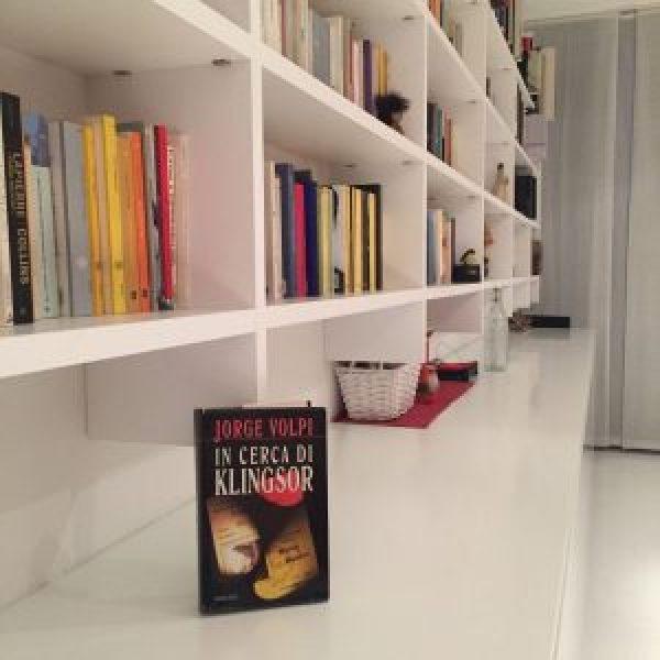 Ora in cerca di Klingsor è in libreria...
