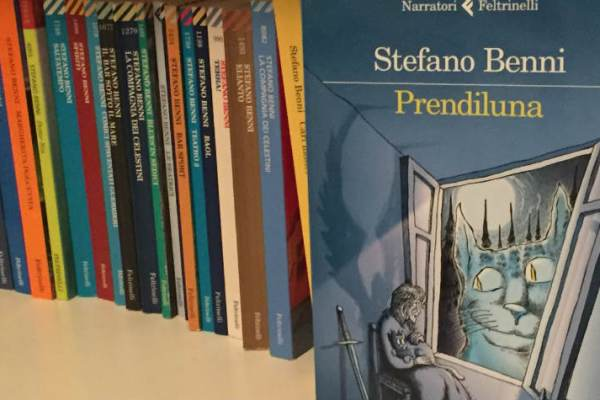 Recensione romanzo Prendiluna di Stefano Benni