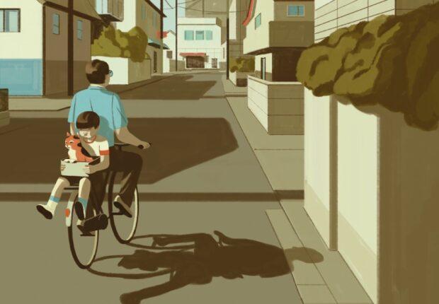 Abbandonare un gatto di Murakami Haruki