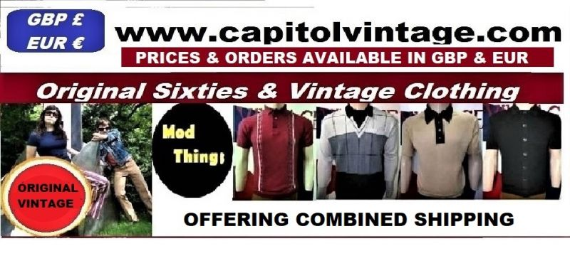 OFFERING COMBINED SHIPPING.-                               YOU WILL NOT PAY V.A.T OR TAX ON THESE ITEMS IN THE UK.