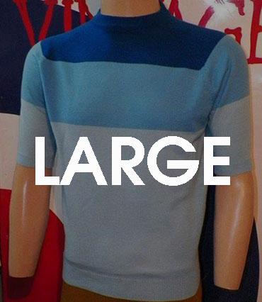 SIZE LARGE MEN CLOTHES