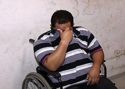 Cadeirante é suspeito de participação em sequestro-relâmpago em Vitória