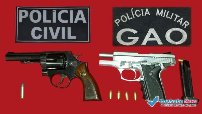 Após intensos tiroteios, polícia deflagra operação 'Palmares' no bairro Zumbi em Cachoeiro