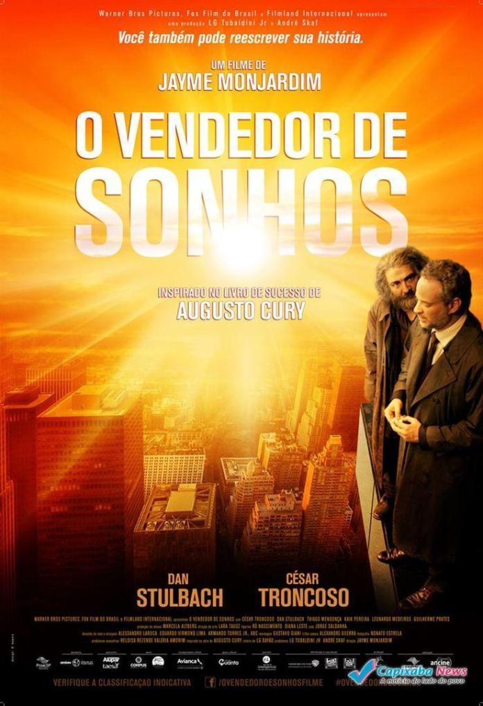 Cine Ritz Guarapari: O Vendedor de Sonhos