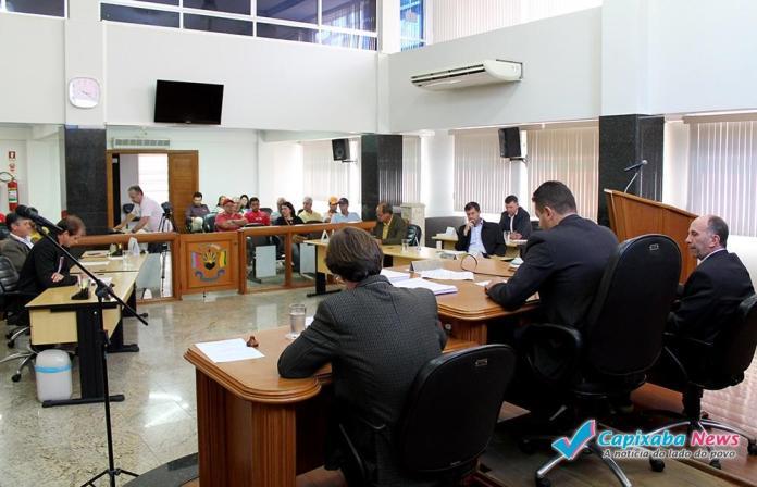 Em sessão extraordinária, Câmara de Venda Nova do Imigrante aprova abono para servidores