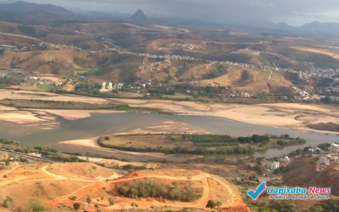 Depois da seca Espírito Santo revela um processo de desertificação