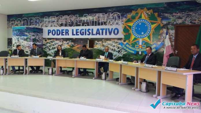 Irregularidade das contas de ex-presidente da Câmara de Pedro Canário