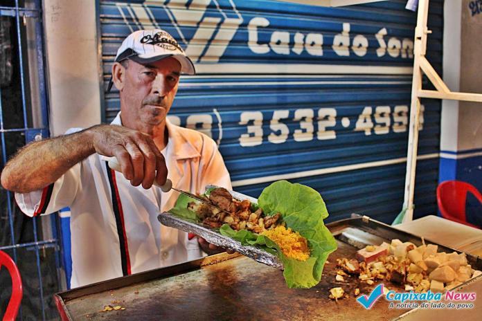 Nave da carne de sol do Mirinho faz sucesso em Marataízes