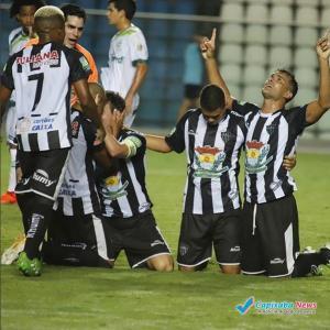 Atlético Itapemirim está na final da Copa Verde