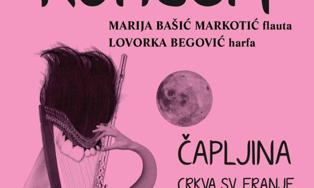 Akademija Čapljina: Koncert klasične glazbe