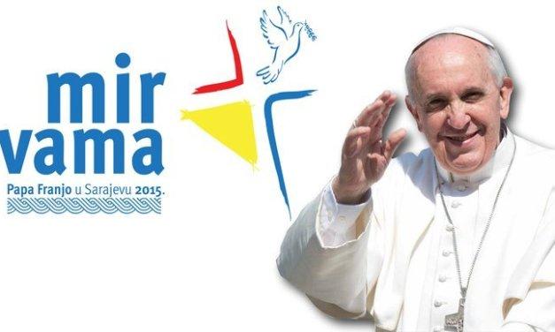 Papa Franjo: Ne plašite narod Bogom i ne uskraćujte krštenje