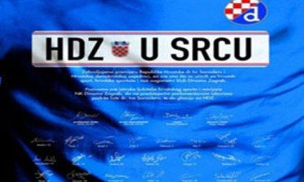HDZ protiv Hajduka i Torcide